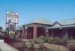 Tanjil Motor Inn - Accommodation Australia