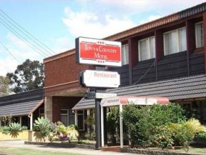 Town  Country Motel - Accommodation Australia