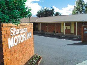 Shannon Motor Inn - Accommodation Australia