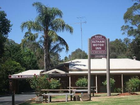 Eltham Motor Inn - Accommodation Australia