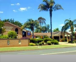 Jacaranda Place Motor Inn - Accommodation Australia