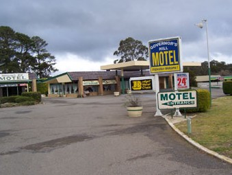 Governors Hill Motel - Accommodation Australia