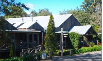 Riverwood Downs - Accommodation Australia