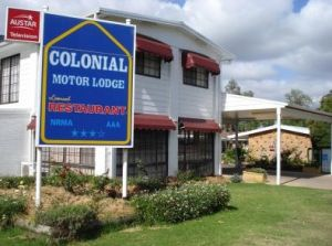 Colonial Motor Lodge - Accommodation Australia