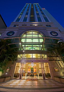 Brisbane Marriott Hotel - Accommodation Australia