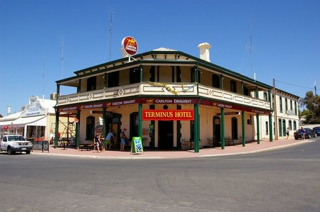 Terminus Hotel Motel - Accommodation Australia