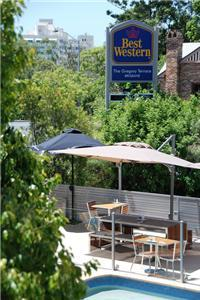 Best Western Gregory Terrace Motor Inn - Accommodation Australia