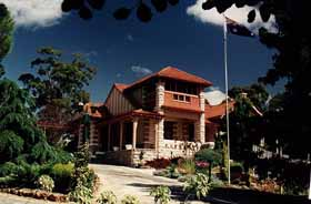 Marble Lodge - Accommodation Australia