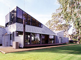 Punters Vineyard Retreat - Accommodation Australia