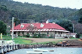 Norfolk Bay Convict Station - Accommodation Australia
