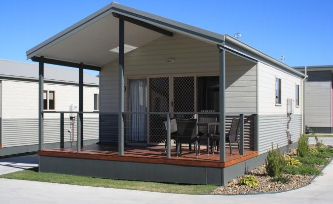 Bowlo Holiday Cabins
