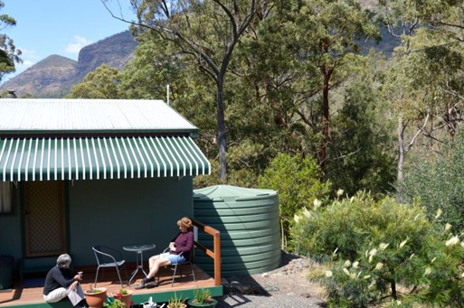 Cave Rock Cottages - Accommodation Australia