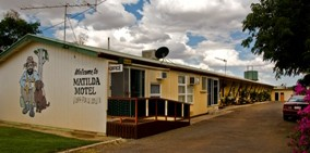 Matilda Motel - Accommodation Australia