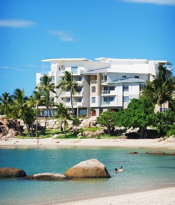 Coral Cove Apartments - Accommodation Australia
