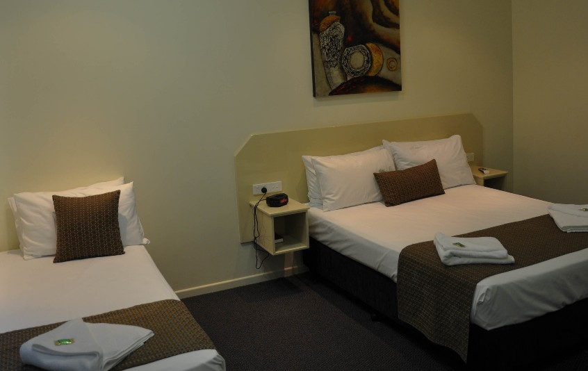 Bluewater Harbour Motel Bowen - Accommodation Australia