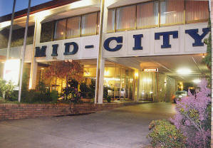 Ballarat Mid City Motor Inn - Accommodation Australia
