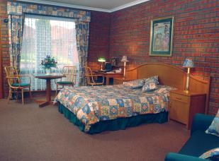 Sovereign Park Motor Inn - Accommodation Australia
