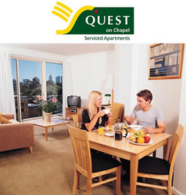 Quest On Chapel - Accommodation Australia