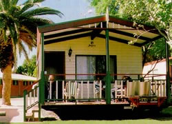 Swan Hill Riverside Caravan Park - Accommodation Australia