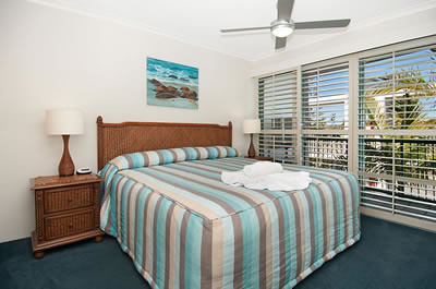 Norfolks On Moffat Beach - Accommodation Australia