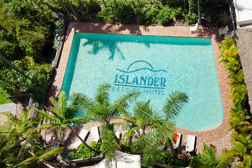 Islander Resort Hotel - Accommodation Australia