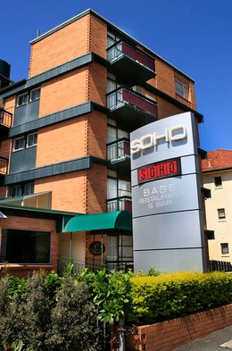 Soho Brisbane - Accommodation Australia
