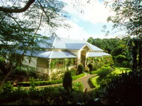 The Falls Rainforest Cottages