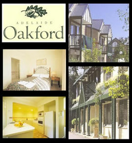 Adelaide Oakford Apartments
