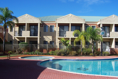 Country Comfort Inter City Perth Hotel  Apartments - Accommodation Australia