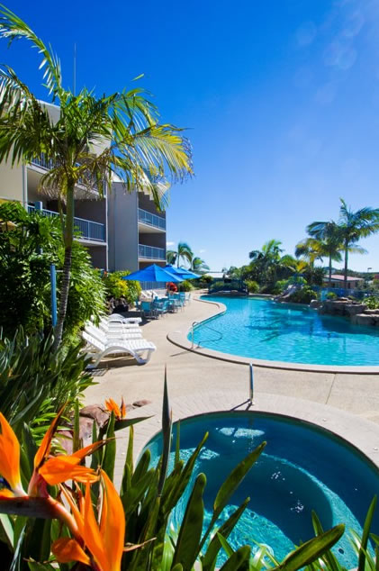Endless Summer Resort - Accommodation Australia