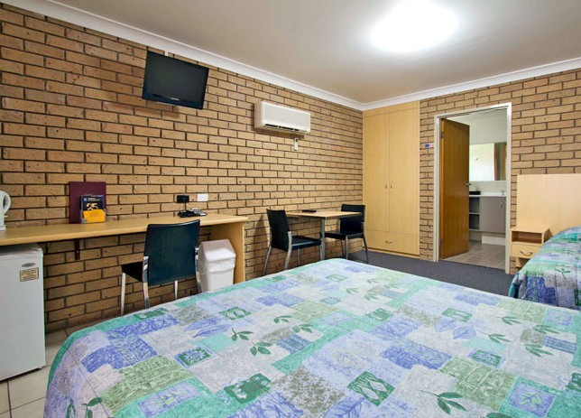 Sunray Motor Inn Toowoomba - Accommodation Australia