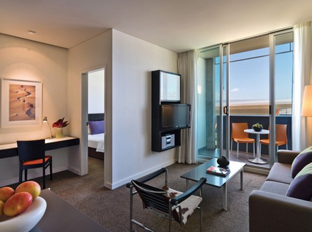 Adina Apartment Hotel Perth - Accommodation Australia