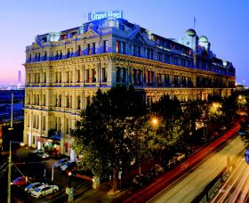 Grand Hotel amp Apartments Melbourne Gallery - Accommodation Australia