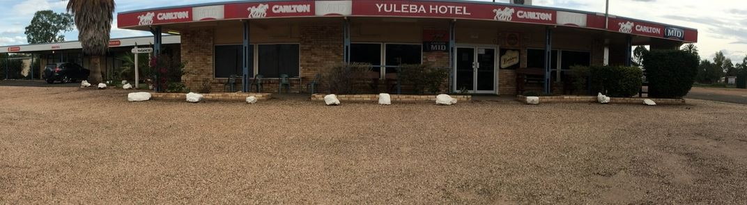 Yuleba Hotel Motel - Accommodation Australia