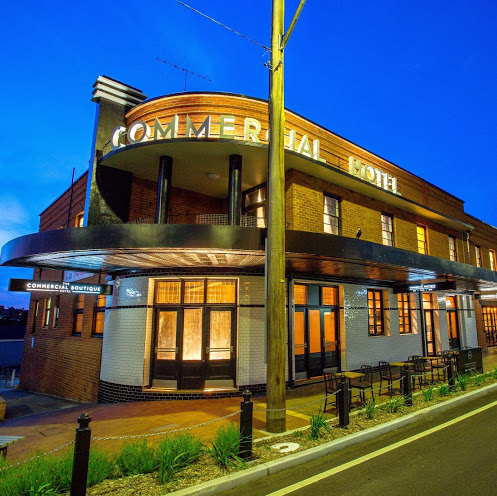 Commercial Boutique Hotel  - Accommodation Australia