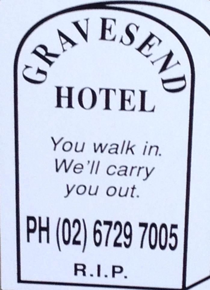 Gravesend Hotel - Accommodation Australia