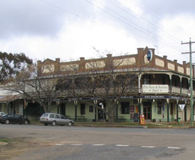 Ram And Stallion Hotel - Accommodation Australia