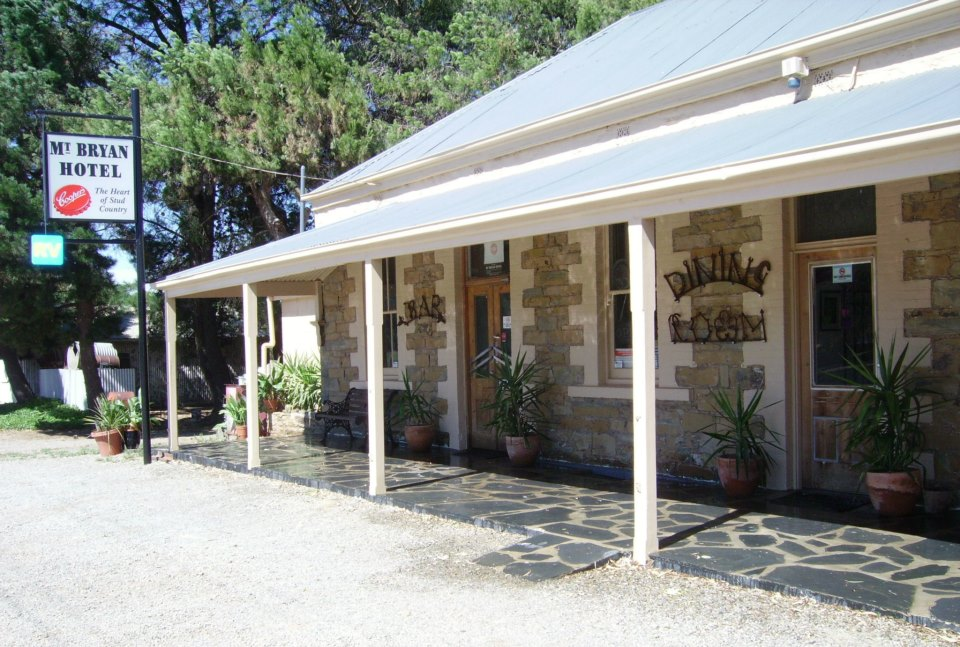 Mount Bryan Hotel - Accommodation Australia