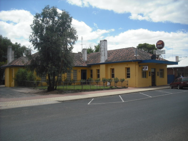 Goroke Hotel Bar amp Bistro - Accommodation Australia