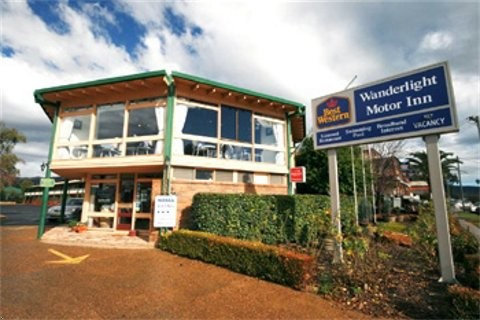 Wanderlight Motor Inn - Accommodation Australia