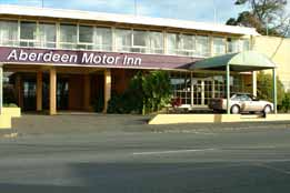 Aberdeen Motor Inn - Accommodation Australia