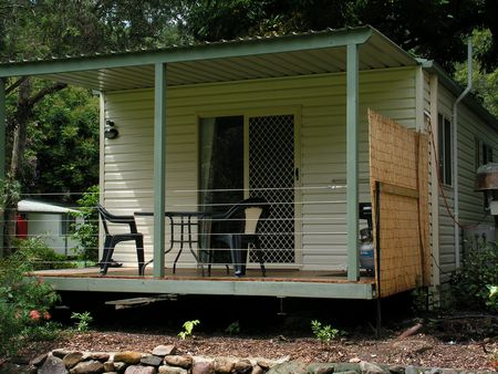 Mount Warning Rainforest Park - Accommodation Australia