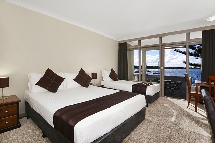 Waters Edge Country Comfort - Accommodation Australia
