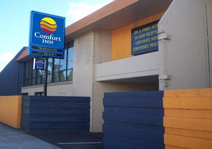 Comfort Inn Traralgon - Accommodation Australia