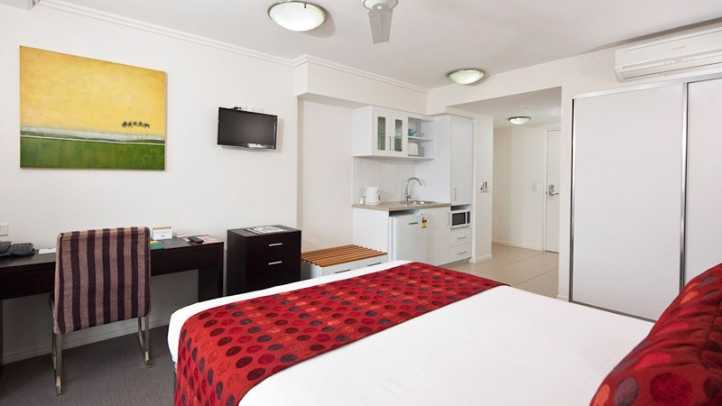 BEST WESTERN PLUS Cairns Central Apartments