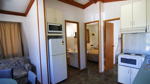 Pental Island Holiday Park - Accommodation Australia