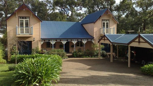 Hideaways at Red Hill - Accommodation Australia