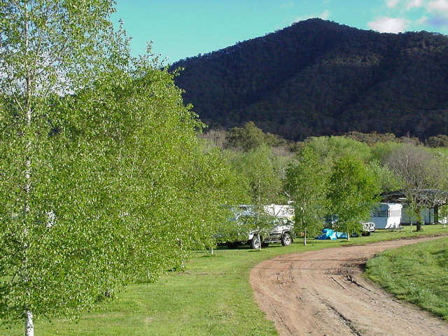 Magorra Caravan Park - Accommodation Australia