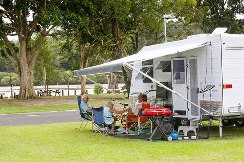 North Coast Holiday Parks Ferry Reserve - Accommodation Australia