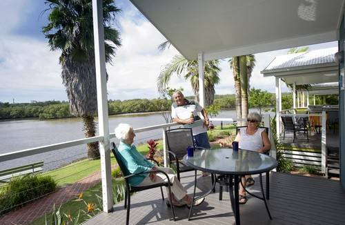 North Coast Holiday Parks Terrace Reserve - Accommodation Australia